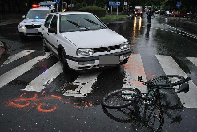 Megérkezett a hidegfront, több baleset az utakon