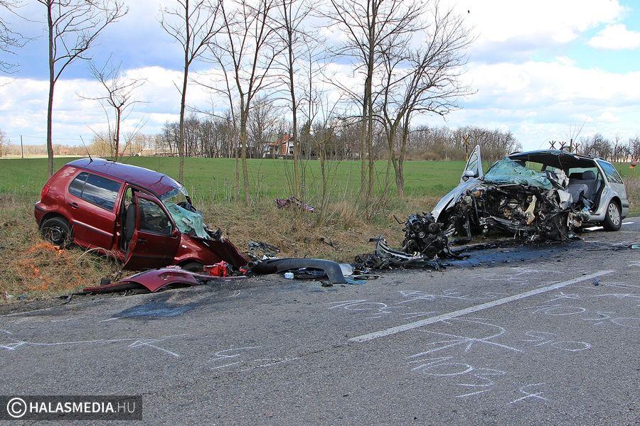 44 éves férfi, 37 és 36 éves nő a tragikus baleset áldozata