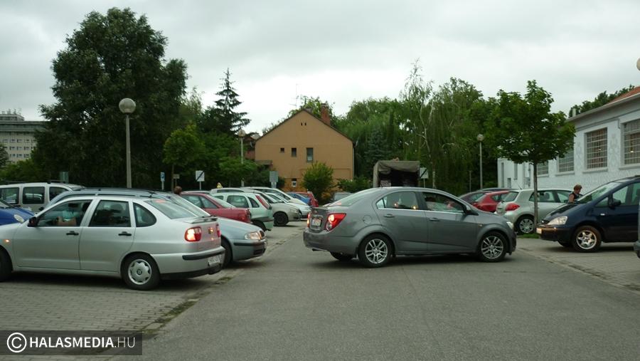 Tapasztalatok a kétórás piaci parkolásról