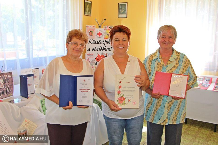 55 éves a pirtói Vöröskereszt
