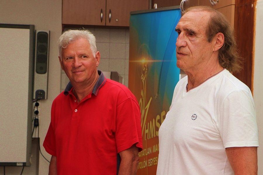 Olimpiai bajnokok vendégeskedtek a Dékániban (galéria)