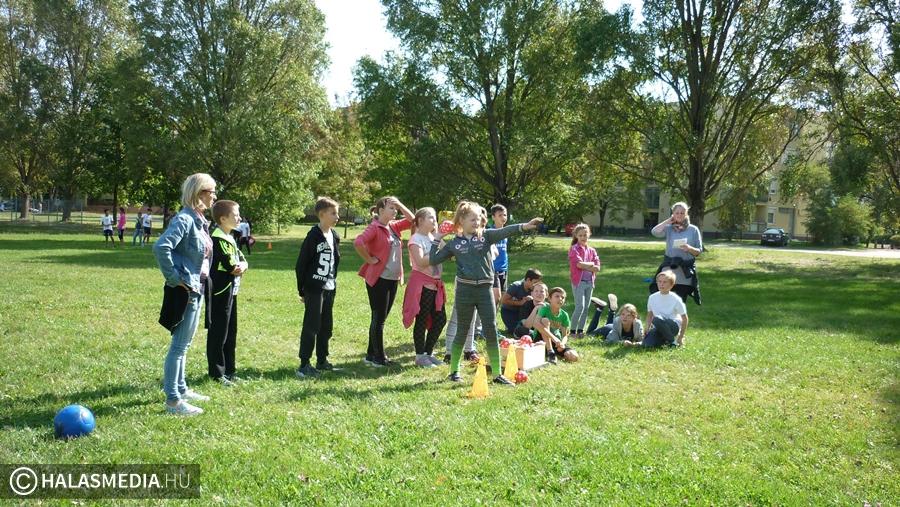 Európai diáksportnap a Kertvárosiban
