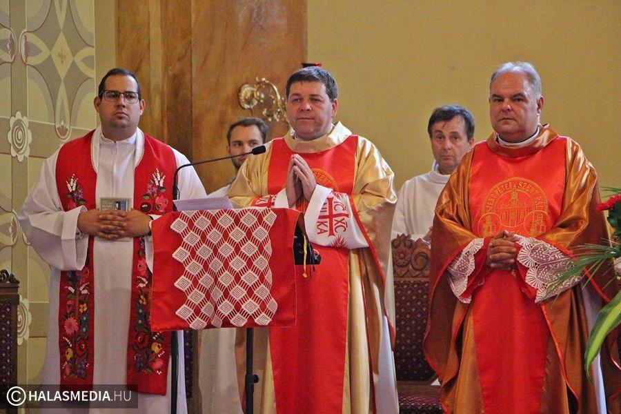 250 éves a halasi katolikus egyházközség