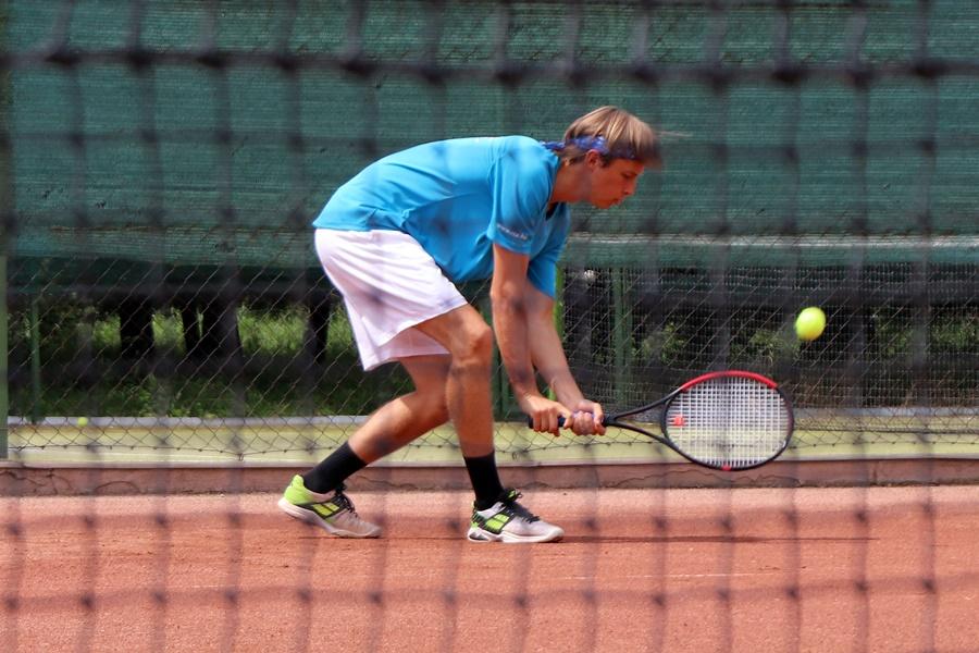 Szoros vereséggel kezdtek a teniszezőink (galéria)