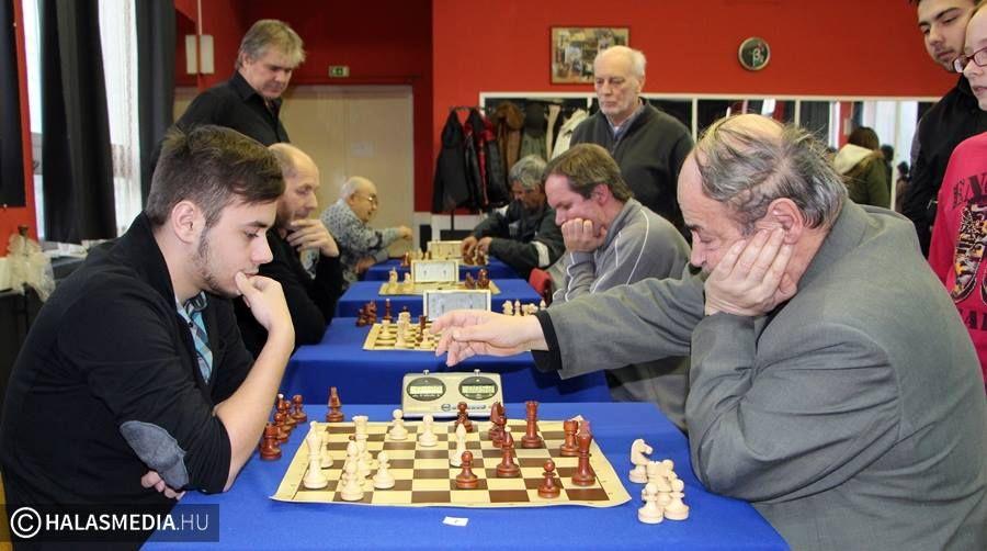 Újévi sakkverseny lesz