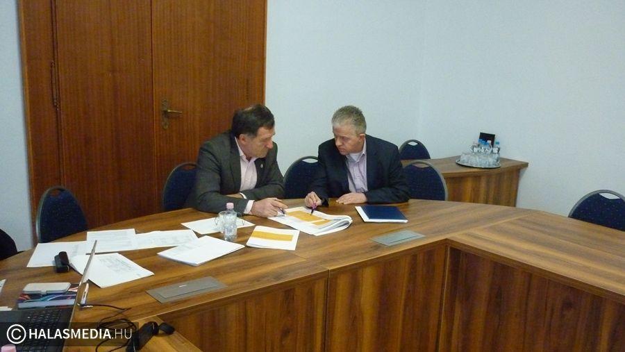 Polgármesterekkel egyeztet a megyei közgyűlés elnöke