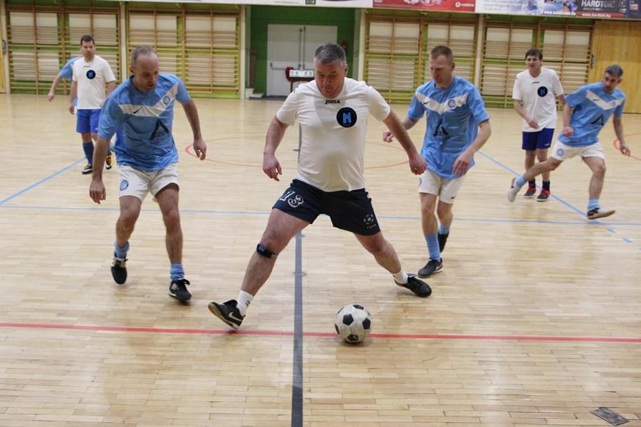 A Cel FC nyerte az Öregfiúk Kupát (galéria)