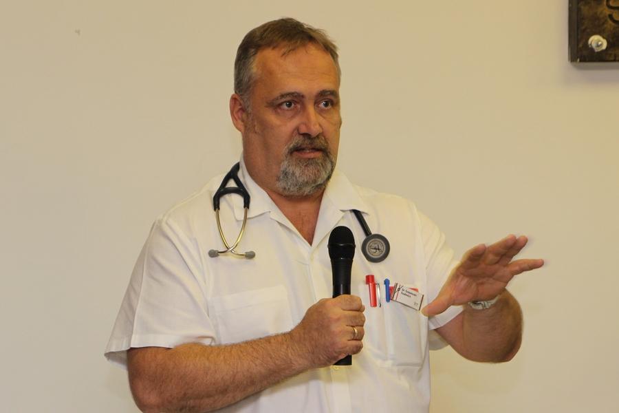 A Szent-Györgyi Albert-díj jelöltje: dr. Szepesvári Szabolcs