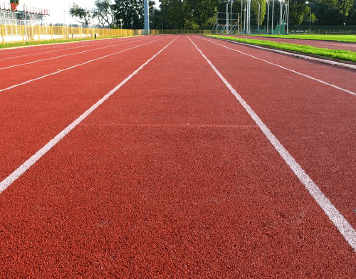 Rekortán futókör és sportpark épül