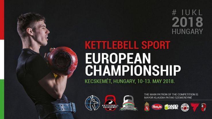 Öt halasi a Kettlebell Európa-bajnokságon