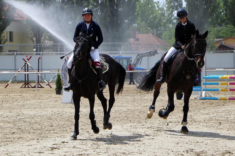Halasi sikerek a regionális lovasversenyen (galéria)