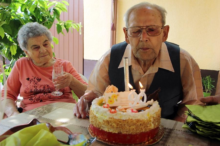 Lajos bácsi 90. születésnapja (galéria)