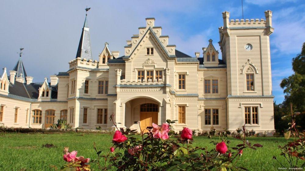 A Merkbau újítja fel a Nádasdy kastélyt
