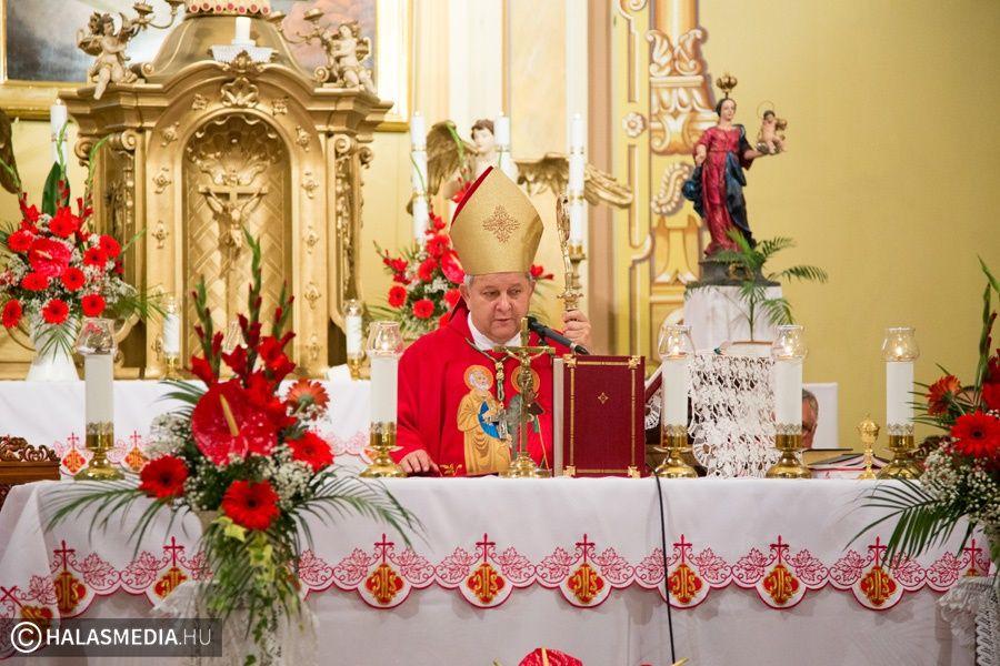 Templombúcsú érseki misével, lengyel vendégekkel (galéria)