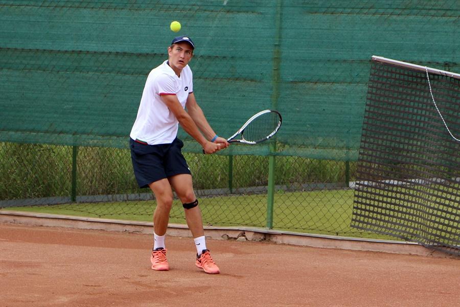 A bronzéremért játszik a Halasi Tenisz Club (galéria)