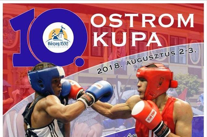 Halasi bokszolók kőszegi ostroma