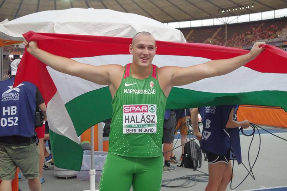 Halász Bence bronzérmes az Európa-bajnokságon