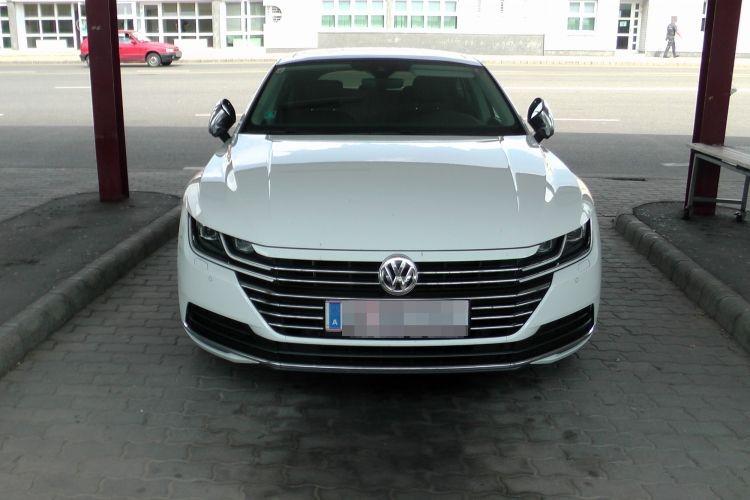 Körözték az értékes Volkswagent