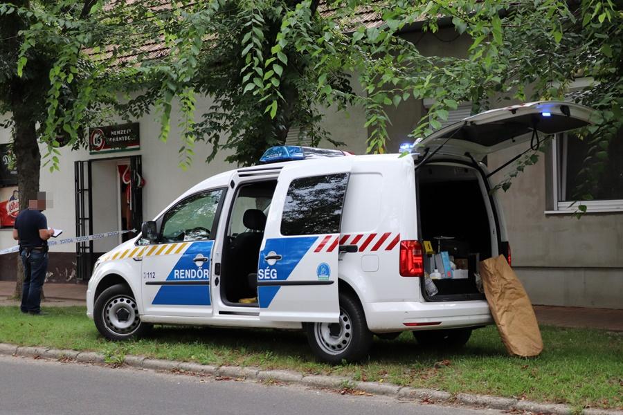 Kirabolták a Kölcsey utcai trafikot (folyamatosan frissülő hír)