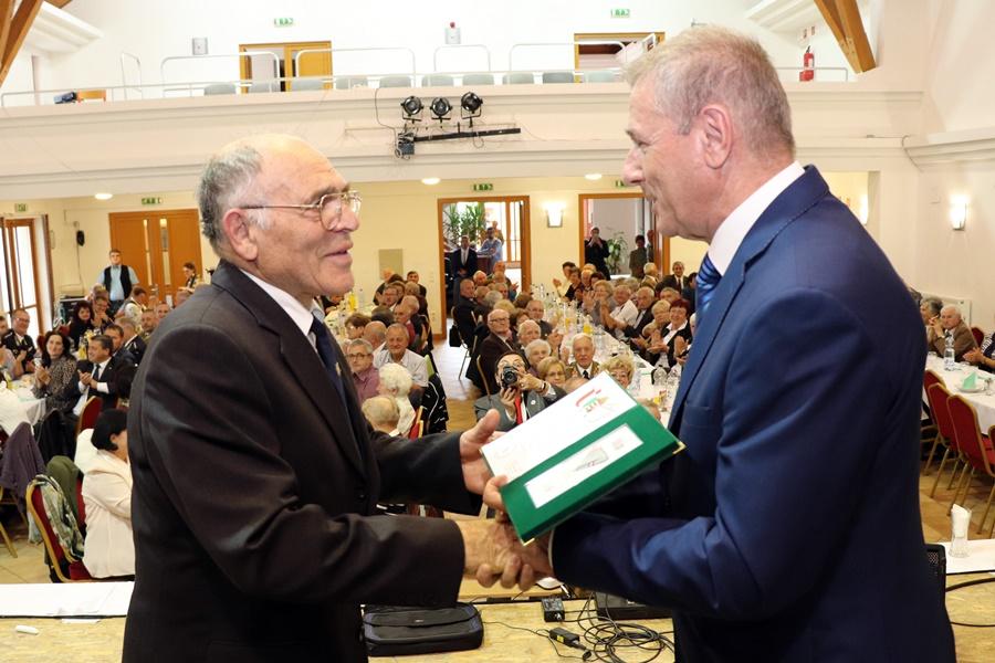 Jánoshalmán vendégeskedett a honvédelmi miniszter (galéria)