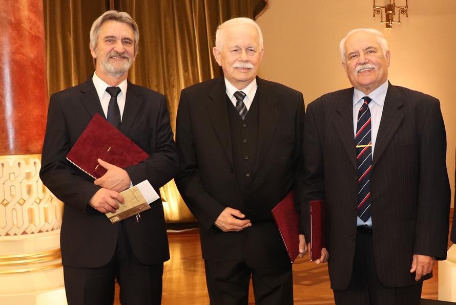 Halasi orvosok miniszteri elismerése (galéria)