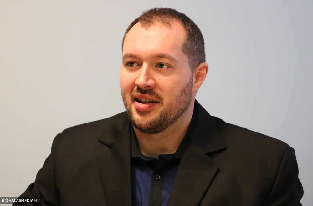 Dr. Ördögh Csaba a kórház új orvosigazgatója