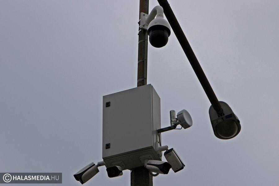 Újabb 20 kamerahely a közterületen