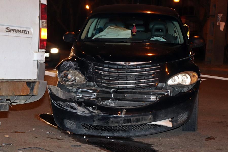 Szabálytalan kanyarodás: három autó ütközött Halason (galéria)