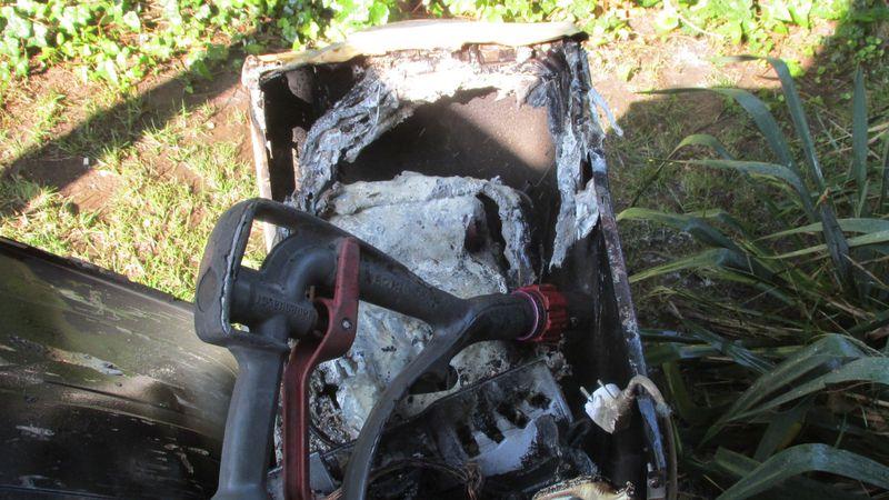Kigyulladt egy mosógép, a halasi tűzoltókat riasztották
