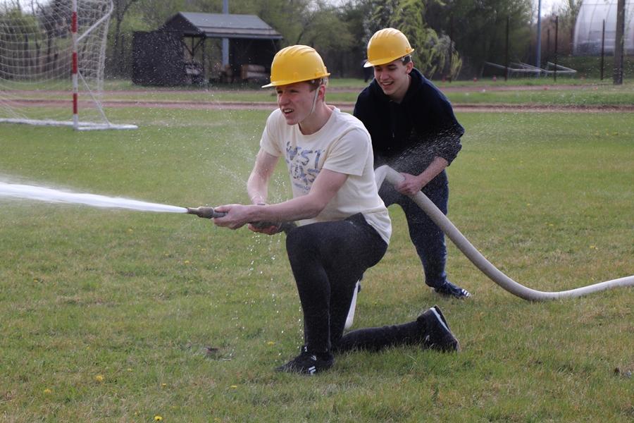 Halasi továbbjutók a katasztrófavédelmi versenyen (galéria)