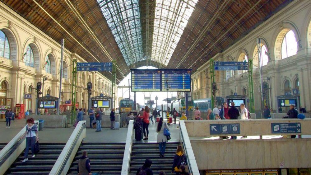 Hétfőtől bezár a Keleti pályaudvar