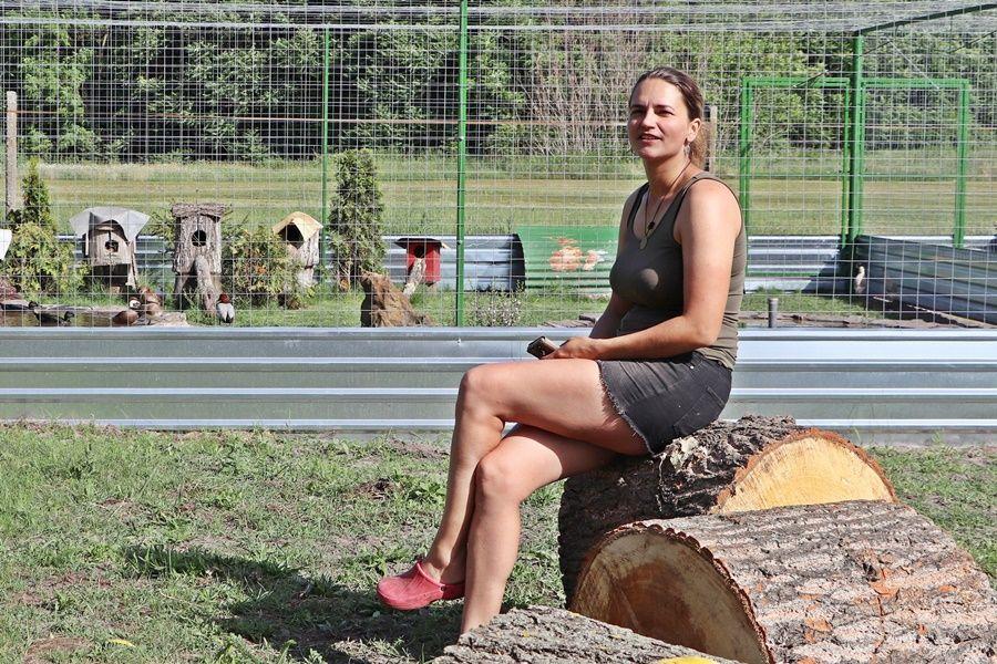 Egy farm, tele különleges állattal (galéria)