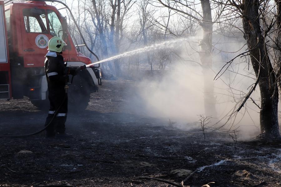 Figyelem! Mától él a tűzgyújtási tilalom a megyében