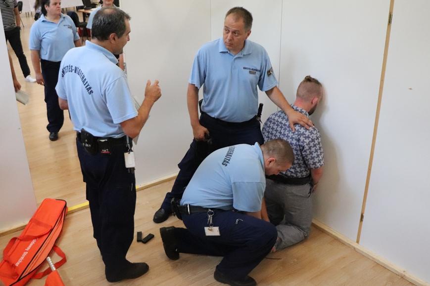 Rangos szakmai verseny volt a halasi börtönben (galéria)