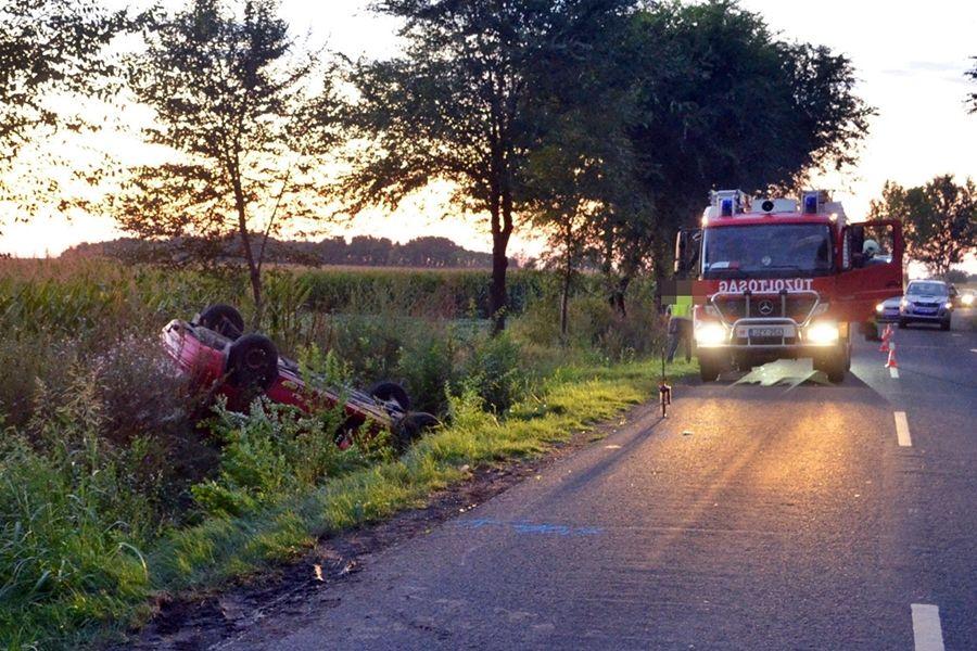 Baleset részese volt, de nem segített a sérülteknek a mélykúti sofőr