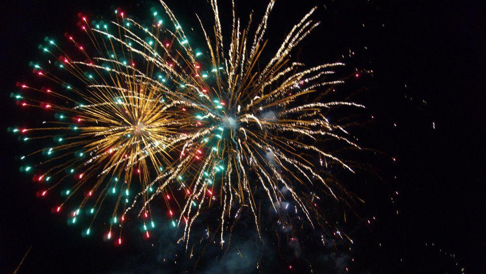 A főtéren lesz a tűzijáték