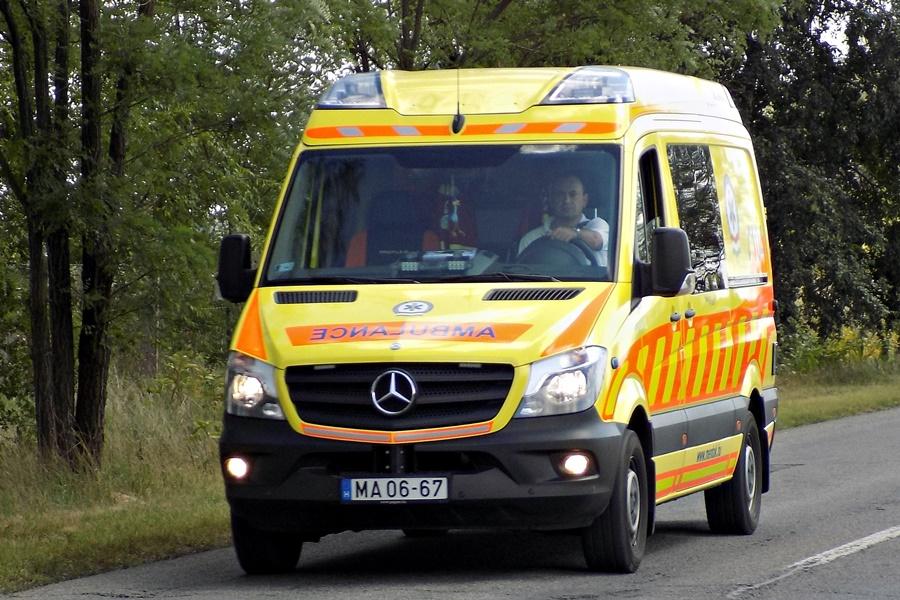 Halálos motorbaleset Jánoshalma közelében