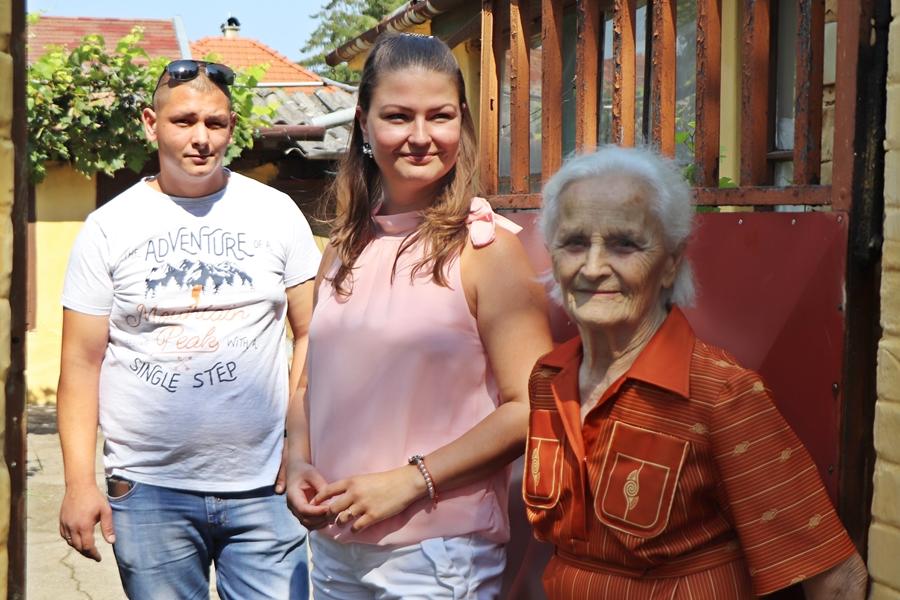 Ida néni 90. születésnapja (galéria)