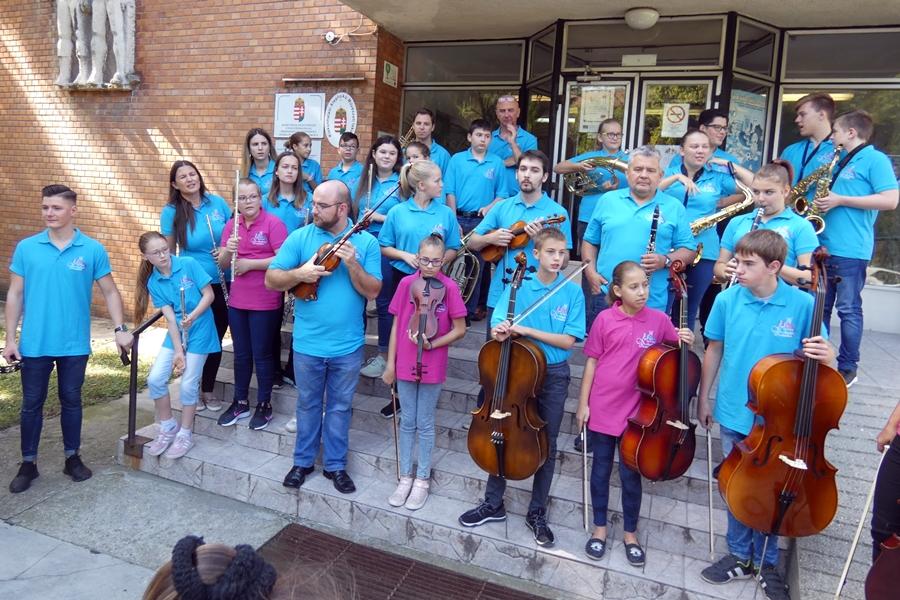 Jubilál a zeneiskola