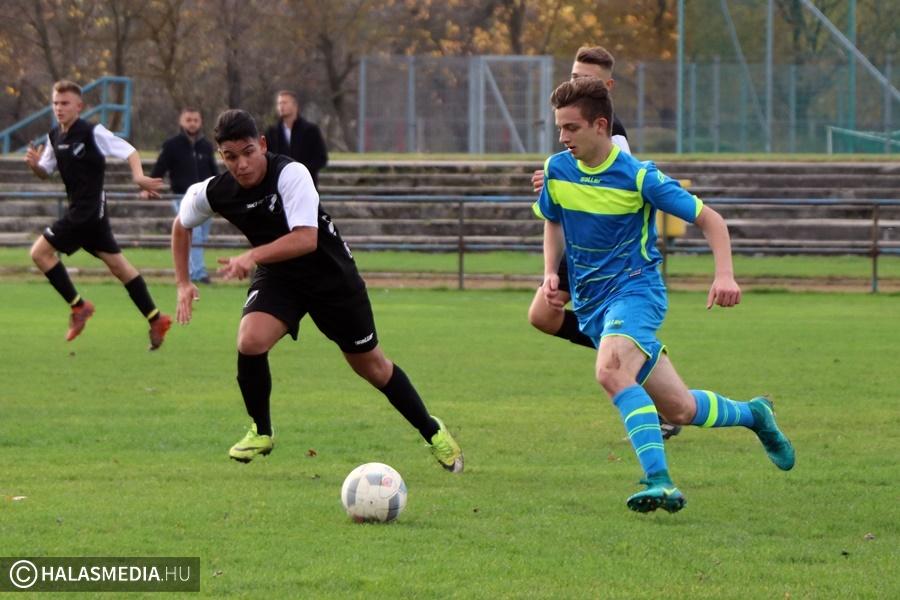 Őszi bajnok a KFC U19-es csapata (galéria)