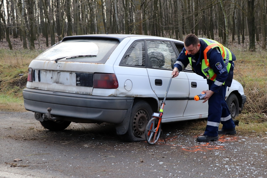 Megint a zsanai úton történt baleset (galéria)