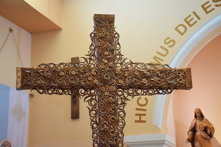 Halasra érkezik a Missziós Kereszt
