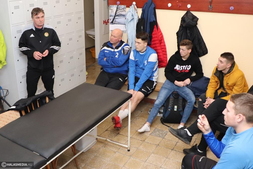 Agócs Zoltán a KFC új edzője (galéria)