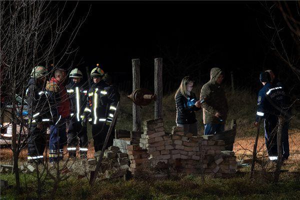 Holtan találták a majsai emberölés feltételezett elkövetőjét