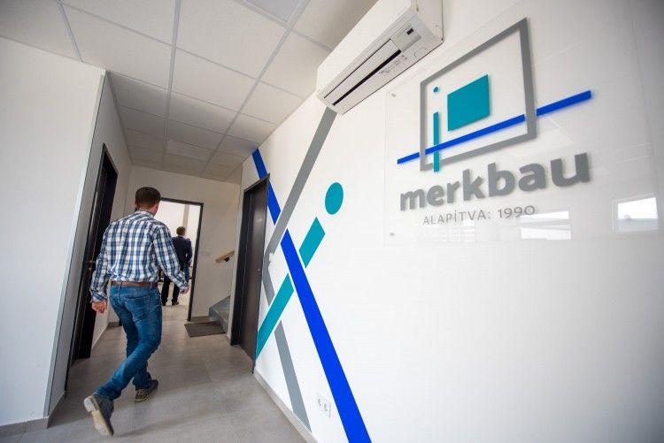 287 milliós forrást nyert a Merkbau Kft. (galéria)