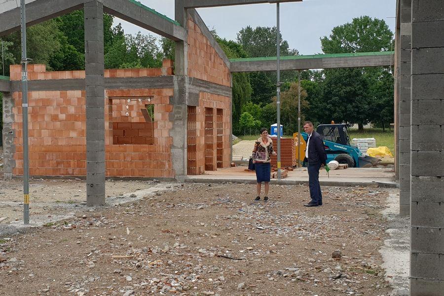 Sóstó: vízutánpótlás és turisztikai fejlesztés