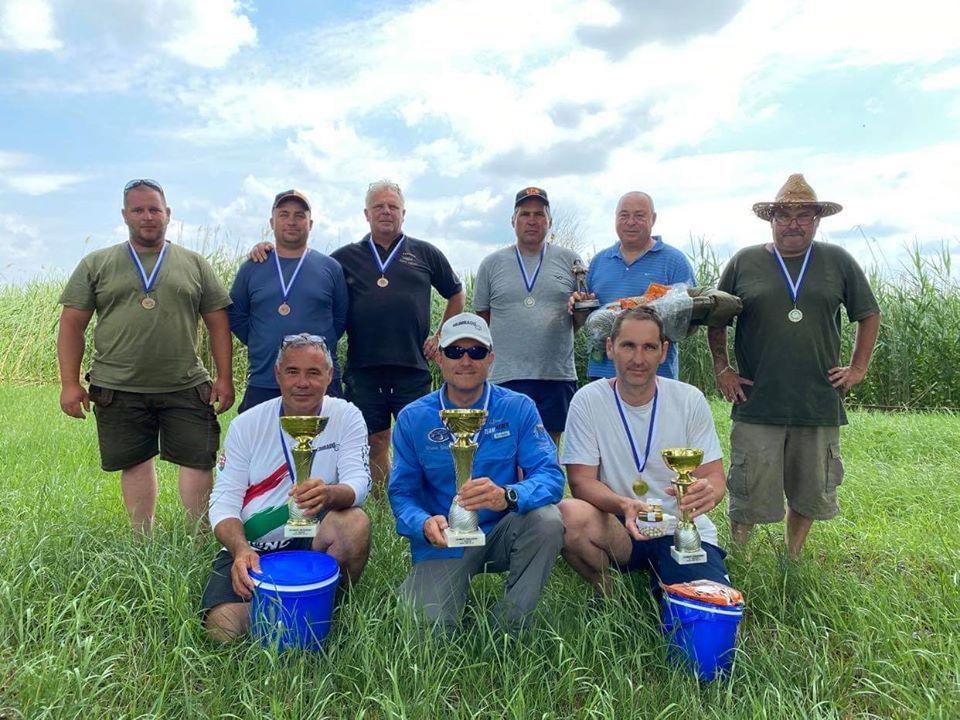 Döme Gábor nyerte a szezonnyitó horgászversenyt a Sóstón (galéria)
