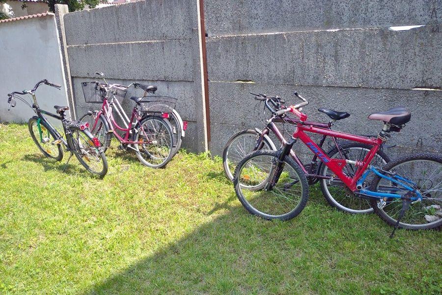 Megvan a kerékpártolvaj, a keresett bicikli és még öt másik