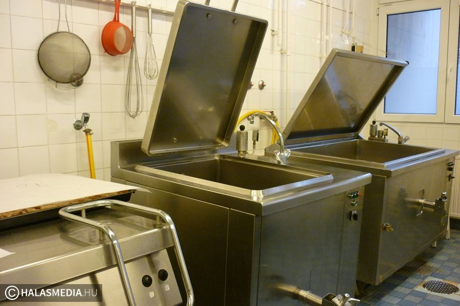 Diétás konyha kialakítására pályázik a város