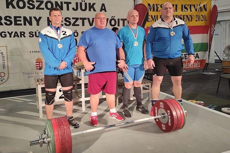 (►) Robi aranyérmet nyert a Messzi István Emlékversenyen